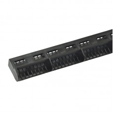 Over Fascia Vent Black 25k Airflow