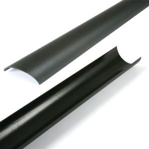 Cast Iron Style Plastic 4m Gutter 112mm