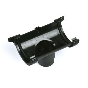 Cast Iron Style Plastic Running Outlet