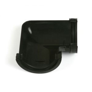 Cast Iron Style Plastic Gutter 90° Bend