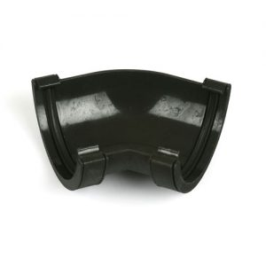 Cast Iron Style Plastic Gutter 135° Bend