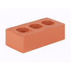 Class B Engineering Brick Perforated Red