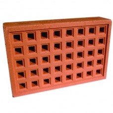 Clay Air Brick Terracotta 215 x 140mm
