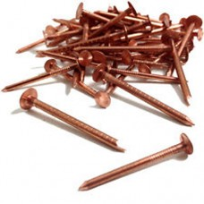 30 x 2.65mm Copper Clout Nail 1kg Bag