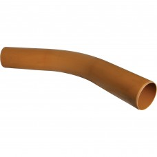 110mm 45° Long Radius Bend Plain End