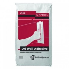 Thistle 25kg Plaster Drywall Adhesive/Bonding Compound