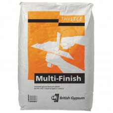 Thistle 25kg Multi Finish Plaster (Final Coat)