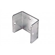 Fence Panel Clip 44mm Galvanised
