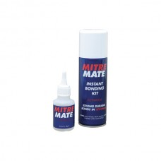 Mitre Mate Kit 50g Adhesive and 200ml Activator