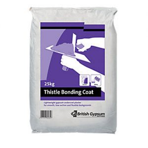 Thistle 25kg Bonding Coat Plaster Undercoat