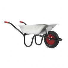 Chillington Camden Classic Galv. 85 litre wheel barrow with pneumatic