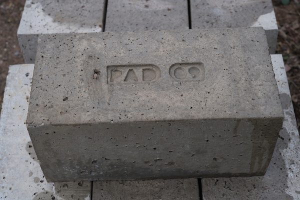 Padstone 440 X 215 X 215mm Nominal Size Made From High