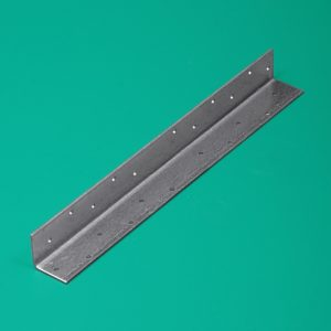 Bat Angle Plate 30x30x2.5mm Thick 300mm Long