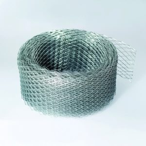 Expanded Metal Galvanised Brick Reinforcement 20m x 115mm