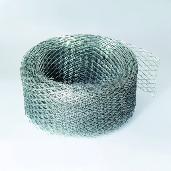 Expanded Metal Galvanised Brick Reinforcement 20m x 65mm