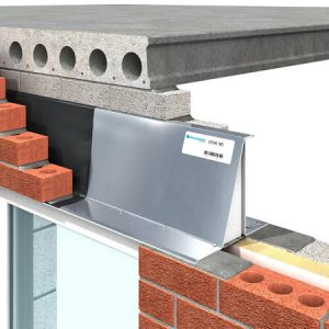 90-110mm Extra H/Duty Cavity Lintel 600mm