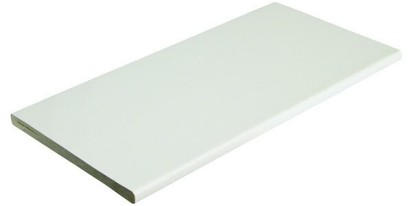PVC White Flat Board 150mm x 9mm x 5m