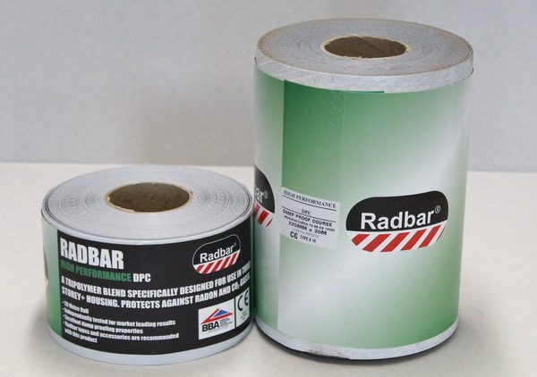 Polymeric DPC Smooth Faced 450mm x 20m Roll
