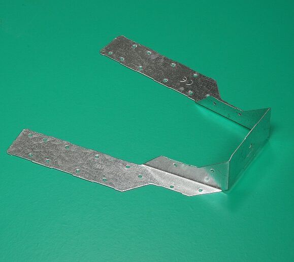 Timber to Timber Jiffy Joist Hanger 100mm Wide