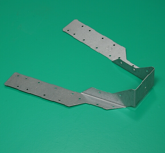 Timber to Timber Jiffy Joist Hanger 75mm Wide