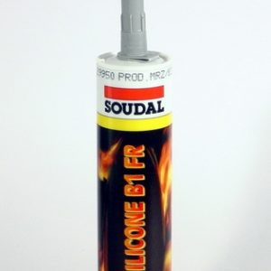 Fire Acrylic Sealant White 106329 310ml
