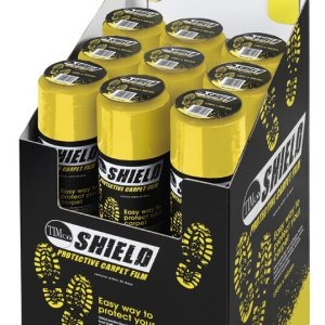 Timco Shield Protective Carpet Film 50CP