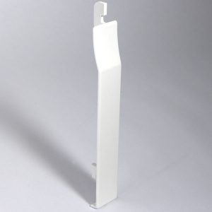 150mm Butt Joint Shiplap (C043) White PVC