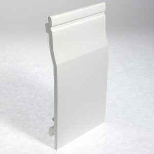 PVC 150mm Shiplap Cladding (PS150) White 5m